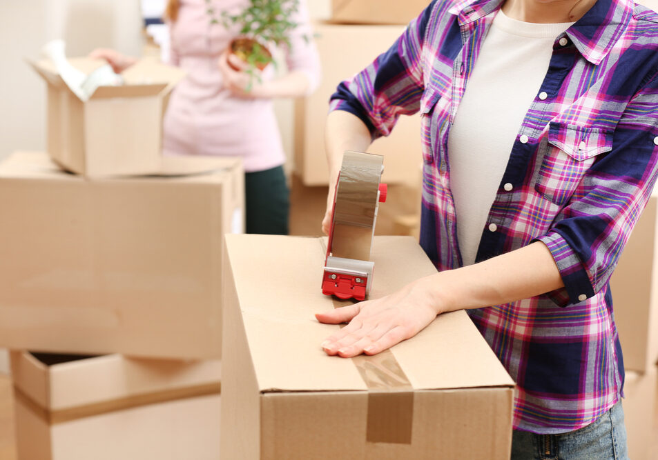 Packing services in Murphy, Texas